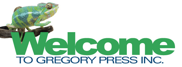 Welcome to Gregory Press